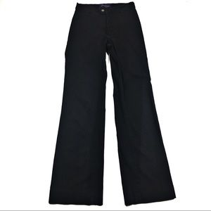 NYDJ Black Flare Jeans Tall Length size 2